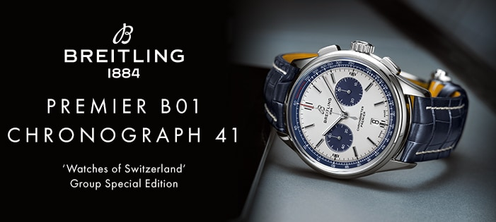 Breitling Exclusive