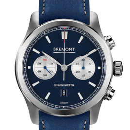 Click To View All Bremont Mechanical Watches