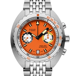 Click to View Doxa Chronographs