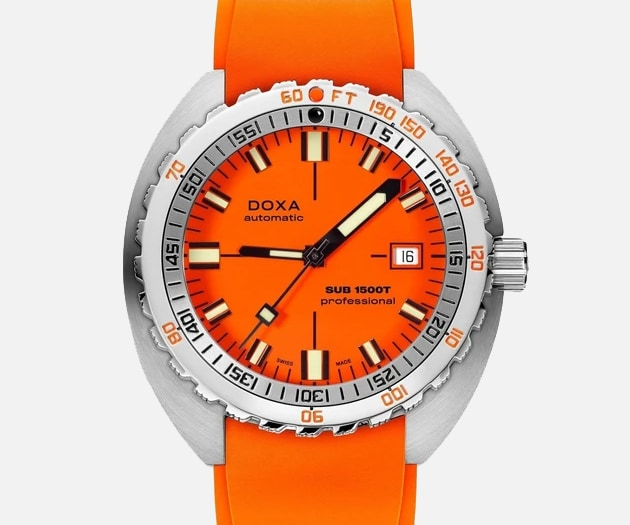 Doxa SUB 1500T Collection