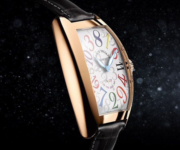 Franck Muller Cintree Collection