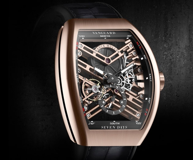 Franck Muller Vangaurd Collection