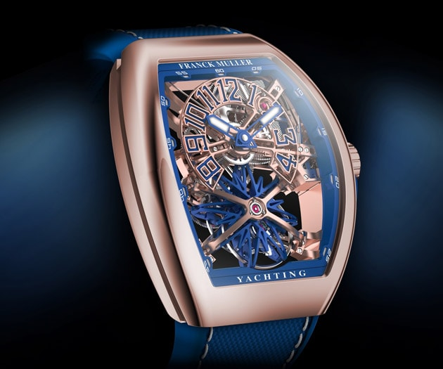 Franck Muller Yachting Collection