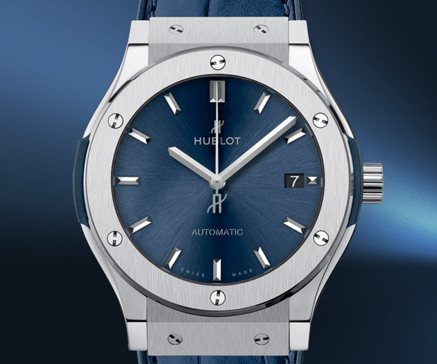 Hublot Classic Fusion Collection