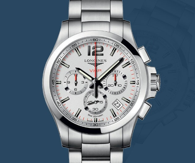 Longines Conquest Range