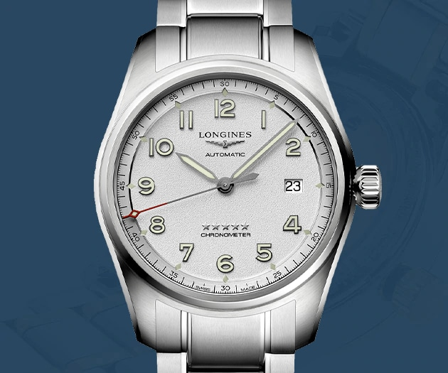 The Longines Spirit Collection