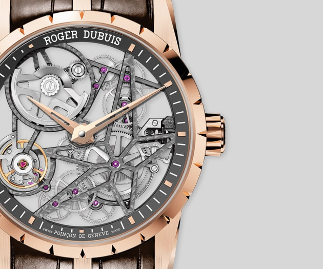 Roger Dubuis Excalibur Collection