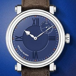 Click to View Speake-Marin Titanium Watches