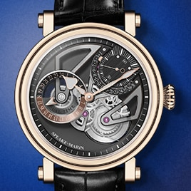 Click to View Speake-Marin Rose Gold Watches