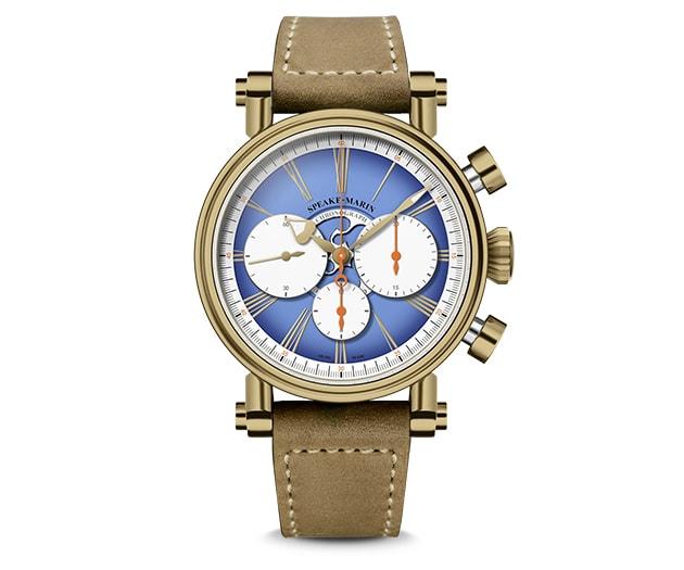 Speake Marin Haute Horlogerie Collection