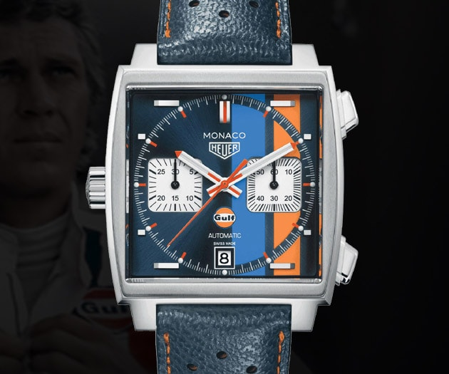 TAG Heuer Monaco Collection