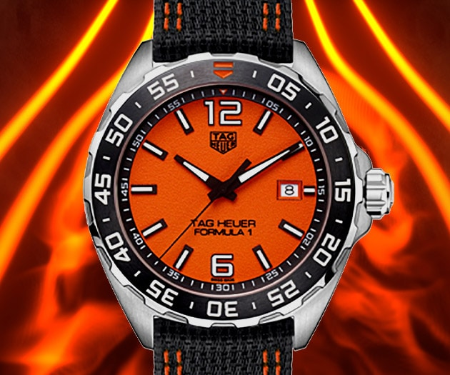 TAG Heuer Formula 1 Collection