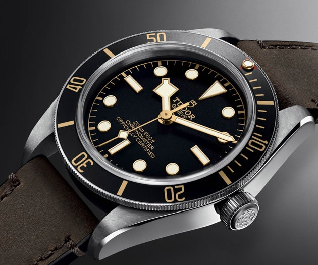 Tudor Black Bay Collection