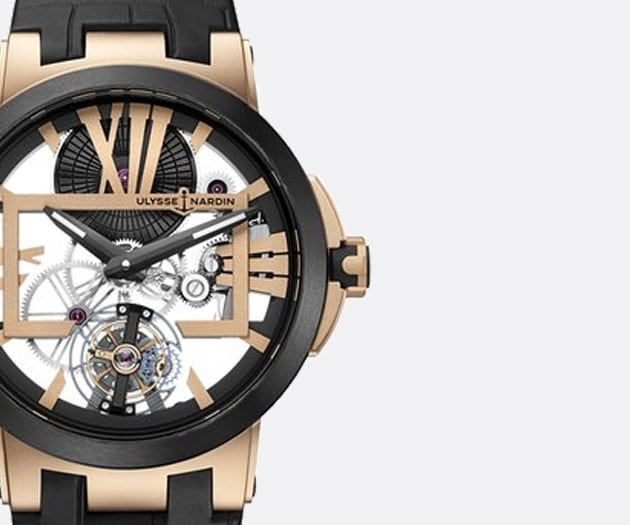 Ulysse Nardin Executive Collection