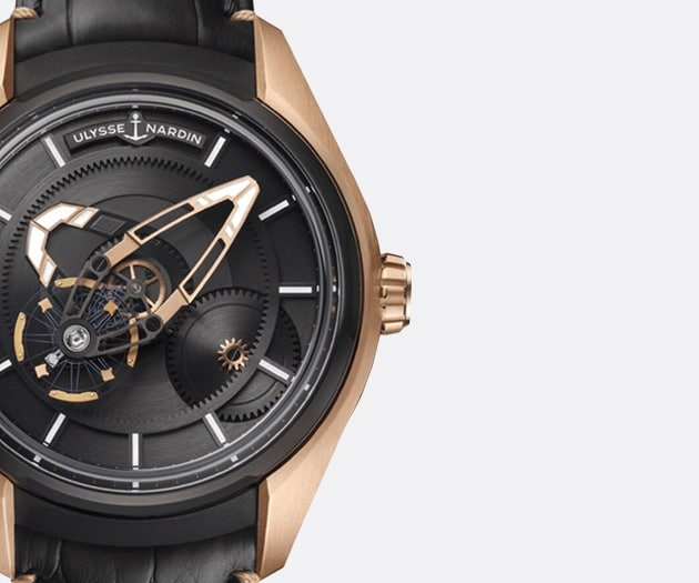 Ulysse Nardin Freak Collection
