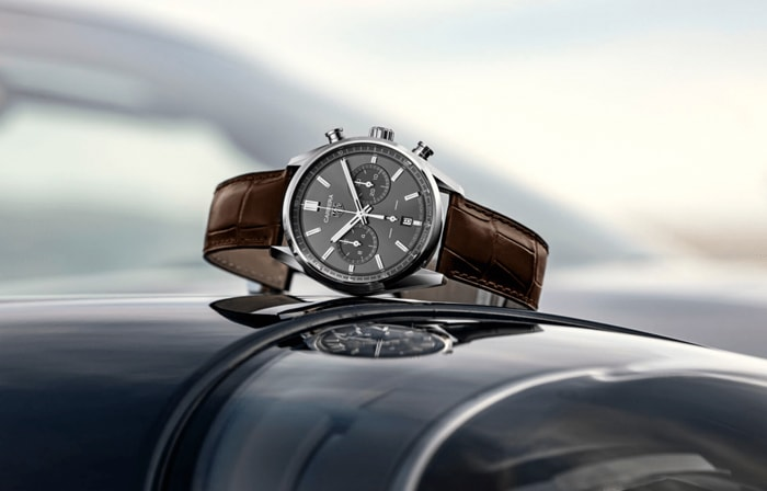 New TAG Heuer Carrera Collection