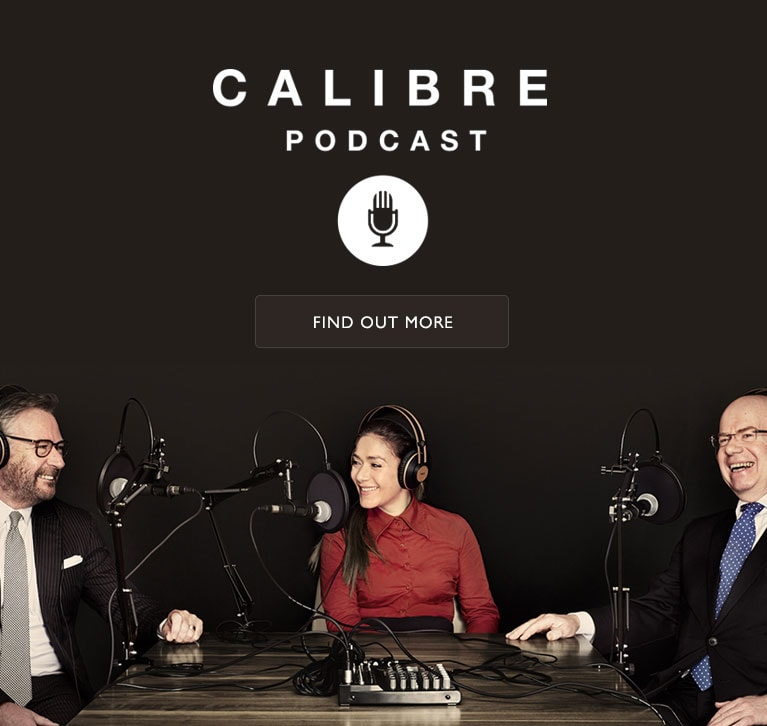 Calibre Podcast